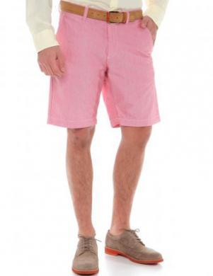 Rozā vīriešu šorti GANT