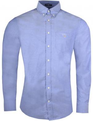 Zils vīriešu klasisks krekls GANT