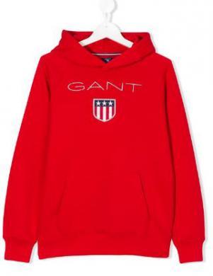 GANT sarkans bērnu džemperis