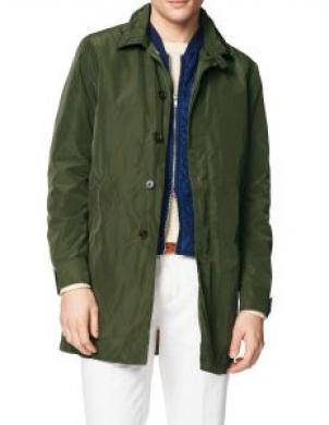 GANT zaļš vīriešu lietusmētelis