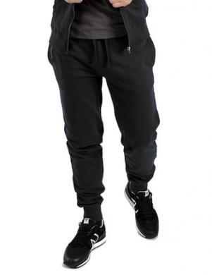 GIANFRANCO FERRE vīriešu melnas sporta bikses