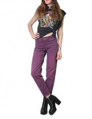 GUESS violetas sieviešu bikses