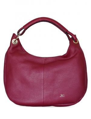 J&C Sarkana ādas soma