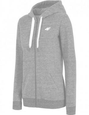 Pelēks sieviešu sporta džemperis BLD003 4F