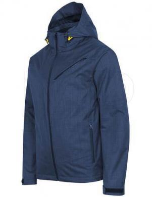 Zila vīriešu jaka KUMT006 4F