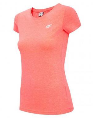 Koraļļu krāsas sporta sieviešu krekls TSD002A 4F