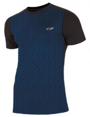 Zils vīriešu sporta krekls TSMF003 4F