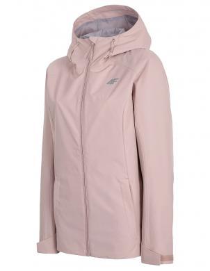 Sieviešu rozā brīva laika jaka KUD001 4F