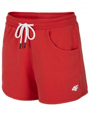 Sieviešu sarkani šorti SKDD001 4F