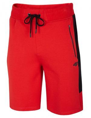 Vīriešu sarkani šorti SKMD002 4F