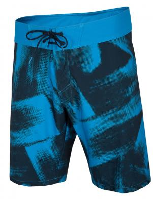 Vīriešu zili peldēšanas šorti SKMT006 4F