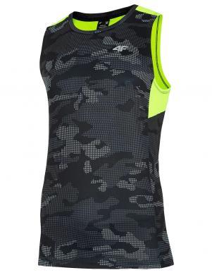 Vīriešu sporta krekls TSMF015 4F