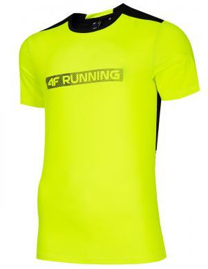 Vīriešu neona sporta krekls TSMF017 4F