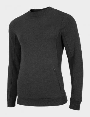 Pelēks vīriešu džemperis BLM004 4F