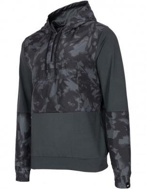 Pelēks vīriešu džemperis BLM071 4F