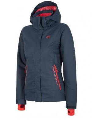 Zila sieviešu slēpošanas jaka KUDN007 4F