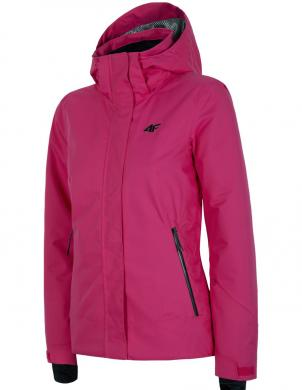 Rozā sieviešu slēpošanas jaka KUDN007 4F