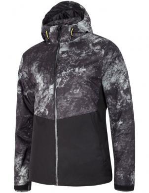 Melna vīriešu slēpošanas jaka KUMN005A 4F