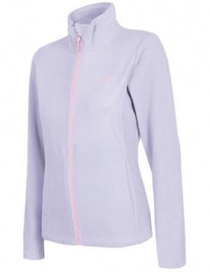 Gaiši pelēks sieviešu džemperis PLD001 4F