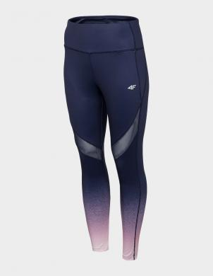 Krāsainas sieviešu sporta bikses SPDF003 4F