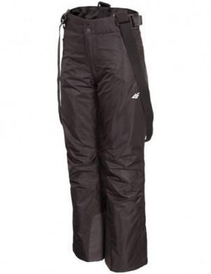 Melnas sieviešu slēpošanas bikses SPDN001 4F