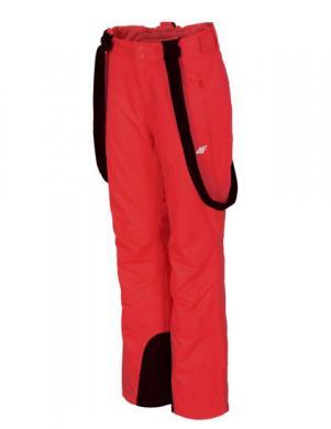 Sarkanas sieviešu slēpošanas bikses SPDN001 4F