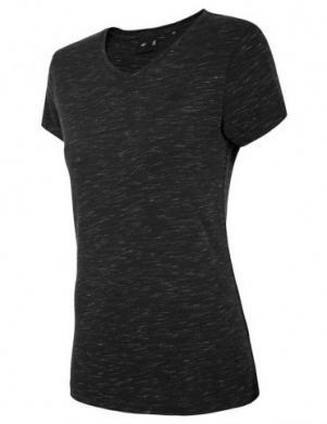 Melns sieviešu krekls TSD002 4F