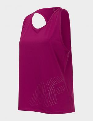 Rozā sieviešu sporta krekls TSDF003 4F