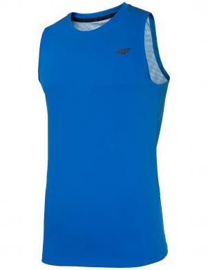 Vīriešu sporta zils krekls TSMF001 4F
