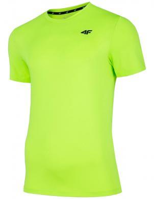 Vīriešu neona sporta krekls TSMF002 4F
