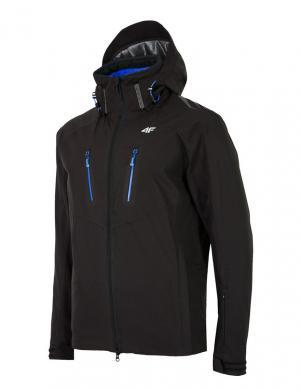 Melna vīriešu slēpošanas jaka KUMN153 4F