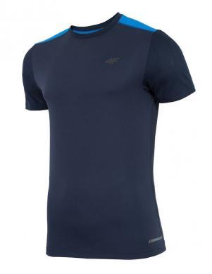 Zils vīriešu sporta krekls TSMF201 4F