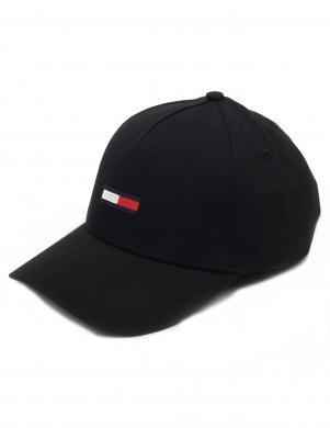 TOMMY HILFIGER melna vīriešu cepure
