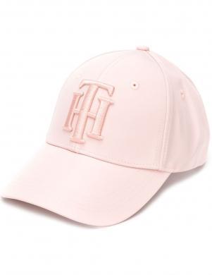 TOMMY HILFIGER rozā sieviešu cepure