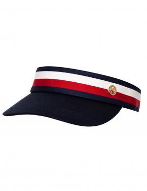TOMMY HILFIGER zila sieviešu cepure-nags