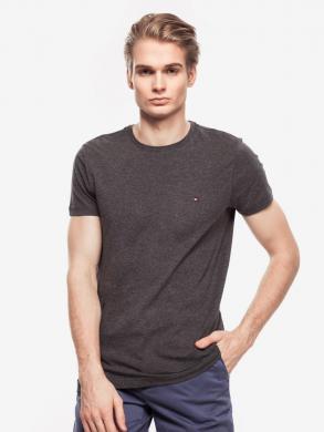 TOMMY HILFIGER pelēka vīriešu krekls