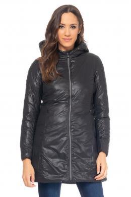 TANTRA melna sieviešu jaka