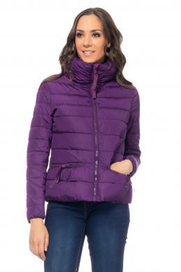 TANTRA violeta sieviešu jaka