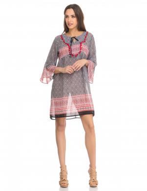 Pelēka sieviešu kleita DIVINE
