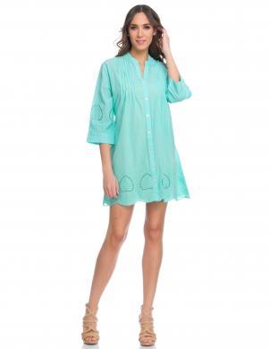 Zaļa sieviešu kleita DIVINE