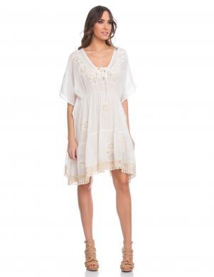 Balta stilīga kleita DIVINE