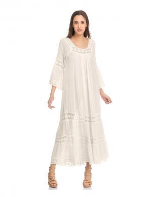 Smilšu krāsas sieviešu kleita DIVINE