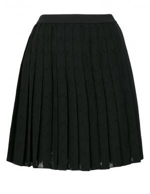 VERSACE JEANS  melnas krāsas stilīgi sieviešu svārki