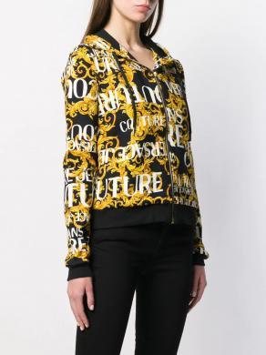 VERSACE JEANS krāsains sieviešu džemperis