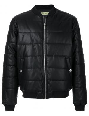 VERSACE JEANS melnas krāsas stilīga vīriešu jaka