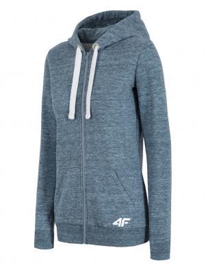 Zilas krāsas sieviešu džemperis 4F
