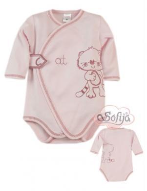 SOFIJA rozā bodijs