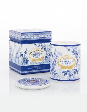 PORTUS CALE Gold&Blue aromātiska svece 228 g