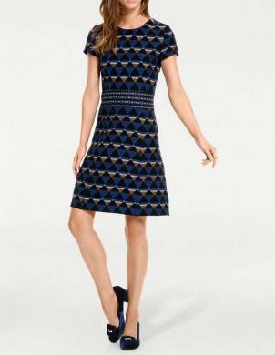 Krāsaina skaista sieviešu kleita RICK CARDONA