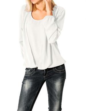 RICK CARDONA skaista baltas krāsas sieviešu blūze